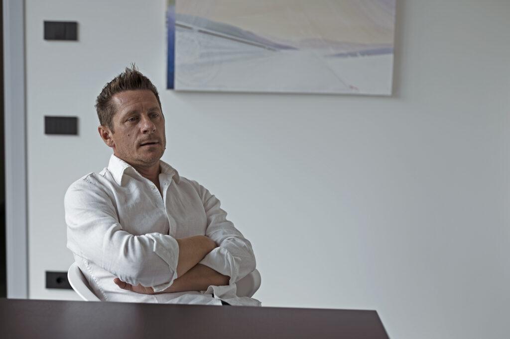 Adriano Cazzaro, responsabile ufficio gare Cazzaro spa